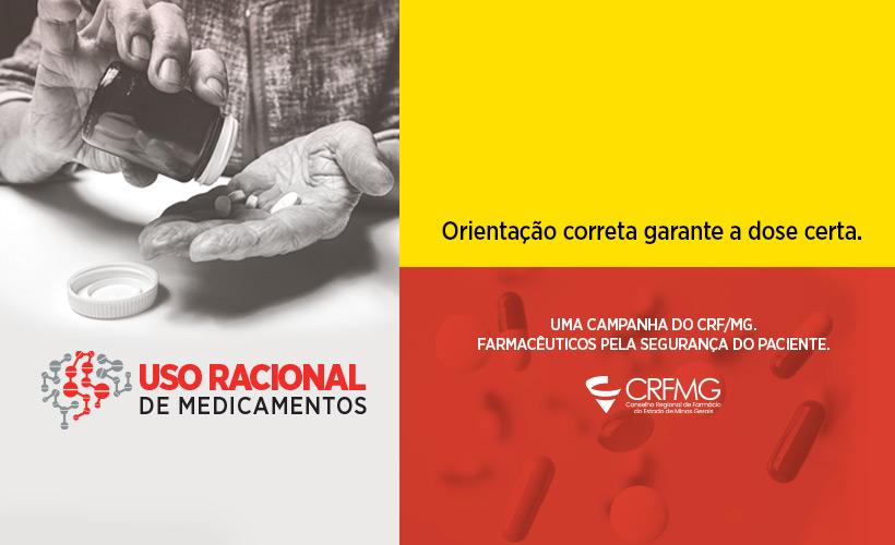 CRF/MG compartilha campanha de URM com tema focado na segurança do paciente